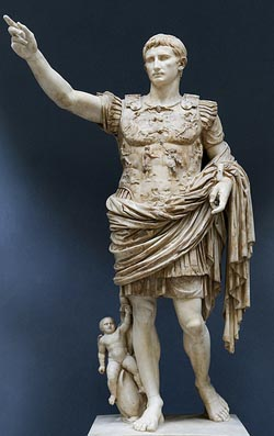 Augustus of Prima Porta by Michal Osmenda, on Flickr